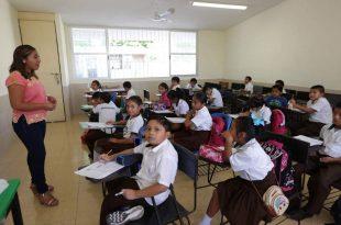 Preinscripciones escolares serán a través de una plataforma