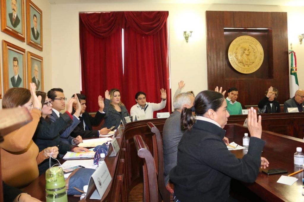 Sesión Cabildo