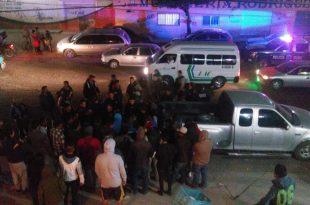 """Intento de linchamiento en Tulancingo; lo acusan de """"manosear"""" a una niña"""