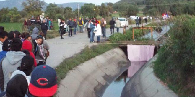 Localizan a dos personas sin vida en Tlahuelilpan