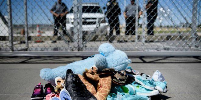 Muere niña de 7 años por deshidratación, tras ser detenida por la patrulla fronteriza