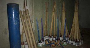 Realizan operativos contra venta de pirotecnia en Tula