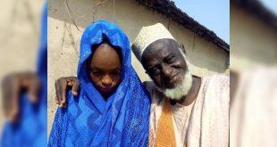 Hombre de 70 años contrajo matrimonio con niña de 15