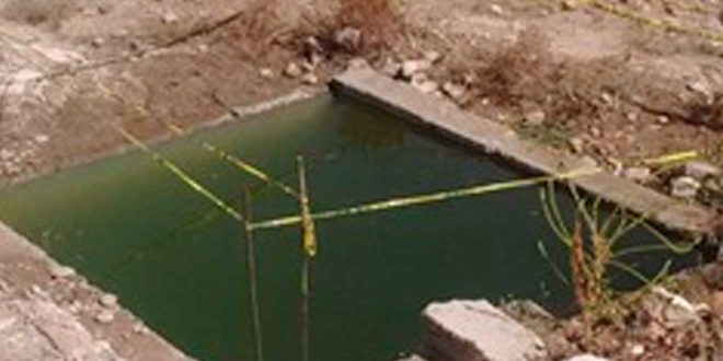 Localizan el cadáver en Pachuca; estaba en una cisterna