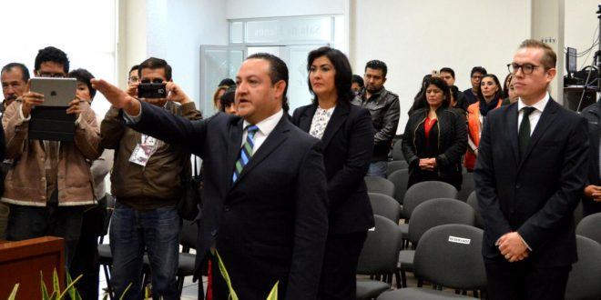 Asume exconsejero de Hidalgo Secretaría General de órgano comicial