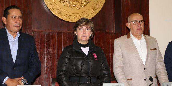 Avala Cabildo en Pachuca aumento de 3% en retribuciones