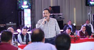 Promete Omar Fayad mejoras en la movilidad de la entidad