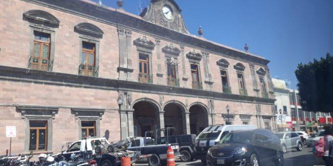 Ejército en Ixmiquilpan podrían ir contra huachicoleros