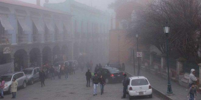 Se espera descenso de temperaturas para este fin de semana en Hidalgo