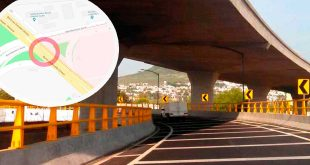 Construirán otro distribuidor vial en Colosio,