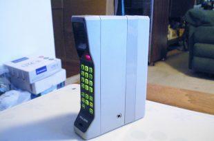Se cumplen 45 años de la aparición del primer celular