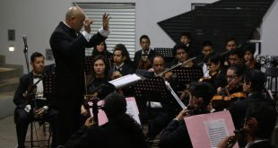 Marco Orozco Filarmónica