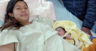 Nació la primera bebé hidalguense de 2019 en Tula