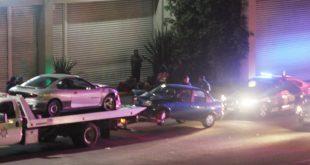 Reportan incendios y accidentes automovilísticos durante fiestas
