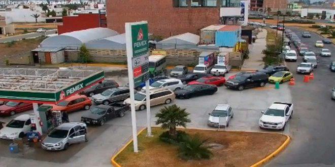¿Qué gasolineras de Pachuca tienen combustible este lunes?