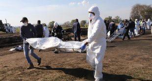 Difieren cifras de fallecidos y lesionados por la tragedia en Tlahuelilpan