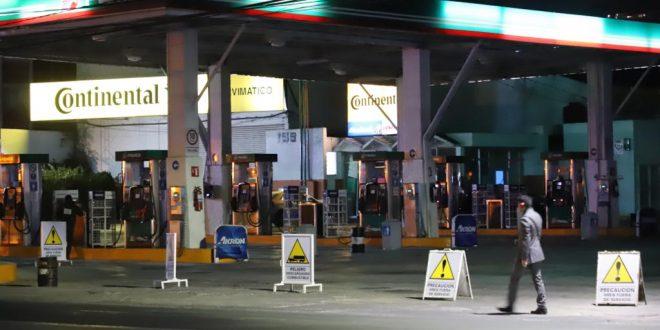 Aumenta desabasto de gasolina en Pachuca
