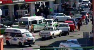 ¿Qué acciones ha implementado la SSPH ante el desabasto de gasolina en Pachuca?