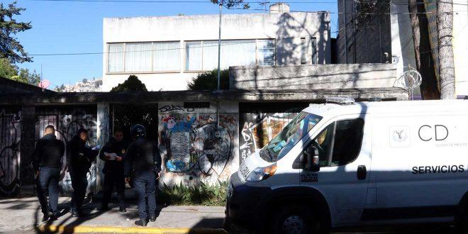 Matan en robo a casa a profesor de UNAM