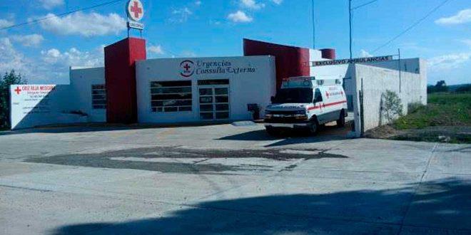 Asaltan a paramédicos en la Cruz Roja de Zempoala