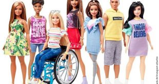 Anuncian nueva Barbie con disc_602882