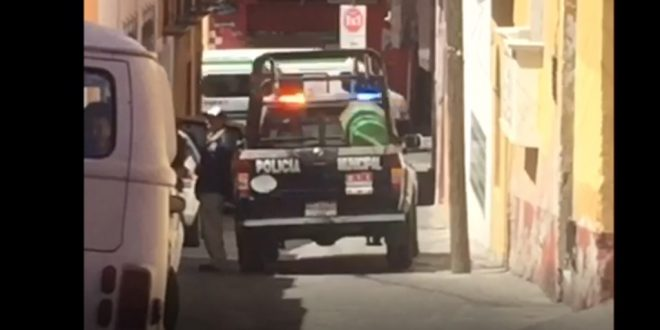 Policía Pachuca