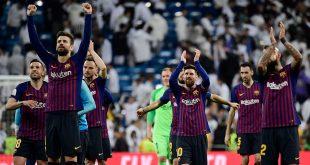 Golea Barcelona al Madrid y avanza a final de Copa del Rey