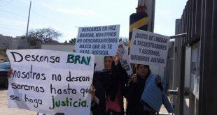 Solicitan castigo para asesinos de Brayan, a un año y medio del crimen