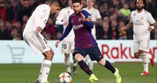 Disputan Madrid y Barcelona vuelta del clásico copero