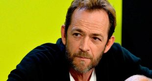 Sufre Luke Perry, actor de Beverly Hills, 90210 derrame cerebral