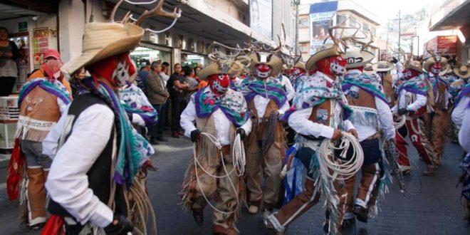 No te pierdas la Magia de los Carnavales en Pachuca