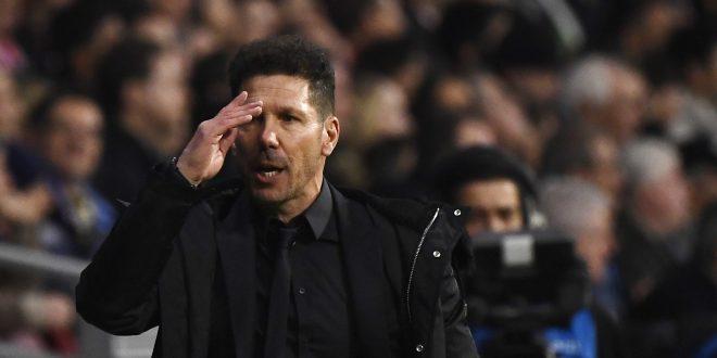 Sancionaría la UEFA a Simeone y Allegri por indisciplina