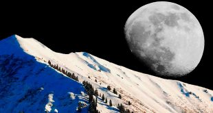 No te pierdas esta noche la Luna de nieve