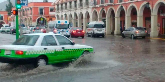 Se espera una tarde lluviosa en Hidalgo