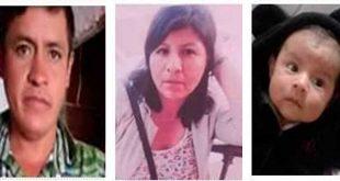 Se busca a una familia que desapareció en Tizayuca