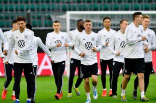 Se juega Joachim Löw su futuro con la selección
