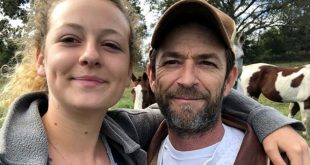 Es Luke Perry candidato para tener su estrella en Hollywood