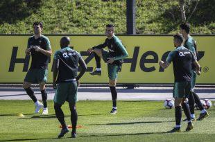 Regresó el Cristiano Ronaldo con la selección portuguesa