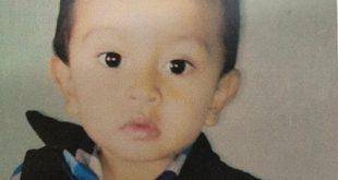 Niño desaparecido
