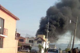 Incendio Tulancingo