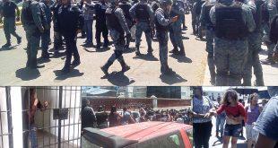 Más de 300 pobladores intentaron linchar a tres detenidos en Tlahuelilpan