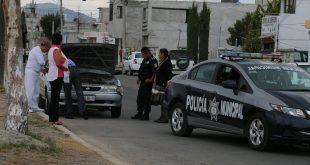 Hurto de vehículos, delito más cometido en Pachuca
