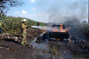 Por huachicol, es más peligroso ser bombero en Tula