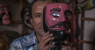 La identidad de la máscara del Carnaval