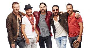 Celebran Backstreet Boys 25 años con gira