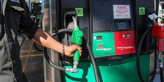 Por error en IEPS, precios en gasolina Magna y Premium son similares