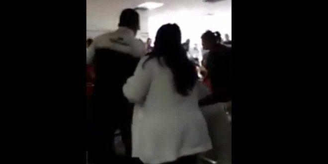 Tras video aclara ISSSTE incidente en hospital de Pachuca