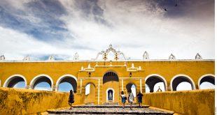 Izamal, Pueblo Mágico sereno y brillante