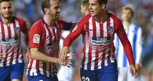 Atlético no cede terreno al Barcelona