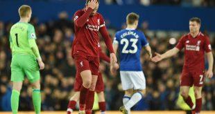 Cede el Liverpool liderato al Manchester City